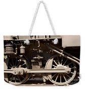 Historic Trains Weekender Tote Bag