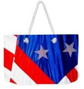 Historical American Flag Weekender Tote Bag