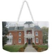 Historical Mormon House Weekender Tote Bag