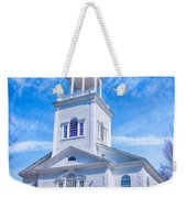 Historical Old First Church Weekender Tote Bag