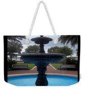 Historical Saint Marys Water Fountain Weekender Tote Bag