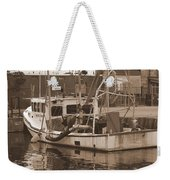 Historical Waterfront  Weekender Tote Bag