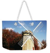 Historical Windmill Weekender Tote Bag