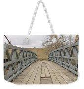 History Bridge Weekender Tote Bag