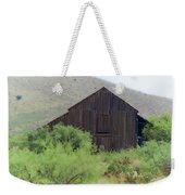 History In A Barn Weekender Tote Bag