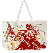 History In Blood Weekender Tote Bag