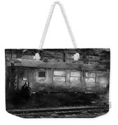 History Train Weekender Tote Bag