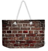 Hit The Wall Weekender Tote Bag