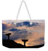 Hitech Sunset Weekender Tote Bag