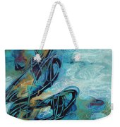 Hither And Thither Weekender Tote Bag