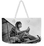 H�l�ne Dutrieu (1877-1961) Weekender Tote Bag