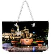 Ho Chi Minh City Hall At Night Weekender Tote Bag