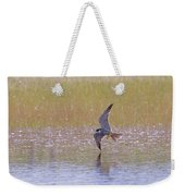 Hobby Skimming Water Weekender Tote Bag