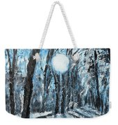 Hochleite In January Weekender Tote Bag
