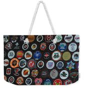 Hockey Pucks Weekender Tote Bag