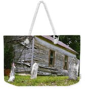 Hocking Hills Church Weekender Tote Bag