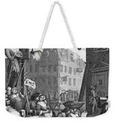 Hogarth: Beer Street Weekender Tote Bag
