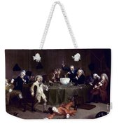 Hogarth: Midnight, 1731 Weekender Tote Bag