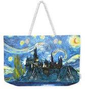 Harry Potter Starry Night Weekender Tote Bag