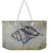 Hoirn In Water Weekender Tote Bag