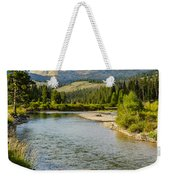 Holback River Weekender Tote Bag