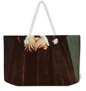 Holbein Christina Of Denmark- Duchess Of Milan 1538 Nation Hans The Younger Holbein Weekender Tote Bag