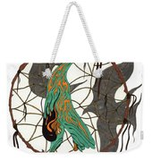 Holding On To The Dream Weekender Tote Bag