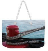 Holding Tight Weekender Tote Bag