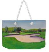 Hole 10 Pastures Of Heaven Weekender Tote Bag