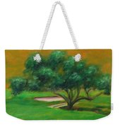 Hole 14 Split The Difference Weekender Tote Bag