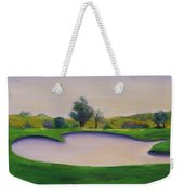 Hole 2 Nuttings Creek Weekender Tote Bag