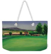 Hole 9 Entrapment Weekender Tote Bag