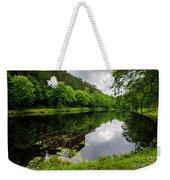 Hole In The Lake Weekender Tote Bag