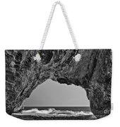 Hole In The Wall Beach Weekender Tote Bag