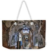 Holes In The Walls Weekender Tote Bag