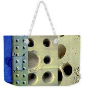 Holey Wholes Weekender Tote Bag