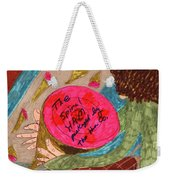 Holiday Ham Weekender Tote Bag