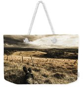 Holiday In Tasmania Weekender Tote Bag