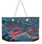 Holiday July Sunrise Weekender Tote Bag