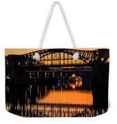 Holiday Lights Chattanooga #2 Weekender Tote Bag