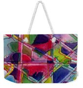 Holiday Rush Weekender Tote Bag