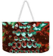 Holiday Shine 3 Weekender Tote Bag