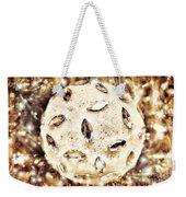 Holiday Sparkle Weekender Tote Bag