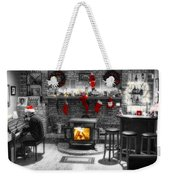 Holiday Spirit Magic Dream Weekender Tote Bag