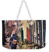 Holiday Wishes Iv Weekender Tote Bag