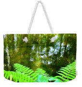 Holiest Of All The Spots On Earth Weekender Tote Bag