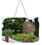 Holland English Garden Weekender Tote Bag