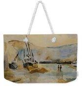 Hollow Beauty Weekender Tote Bag