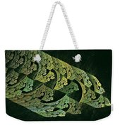 Hollow World W Forest Moon Weekender Tote Bag