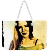 Holly 3 Weekender Tote Bag